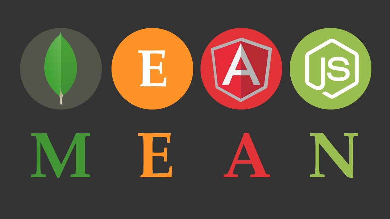 mean stack architecture angularjs nodejs expressjs and mongodb