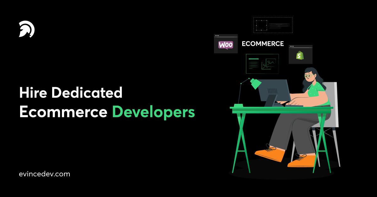 hire ecommerce developer