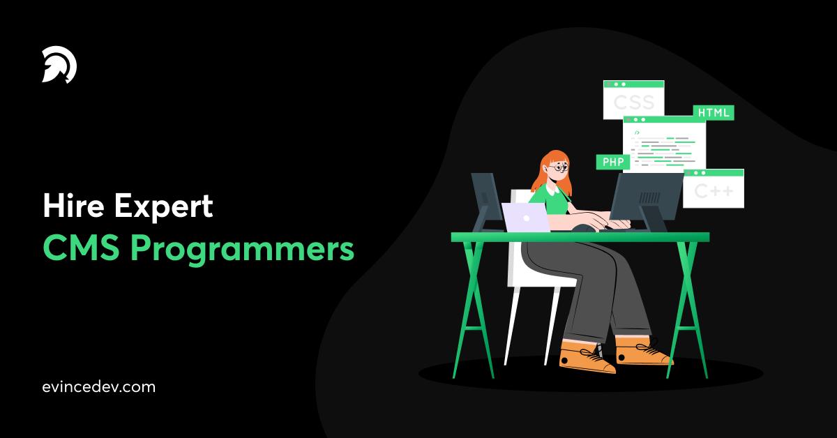 hire expert CMS programmers