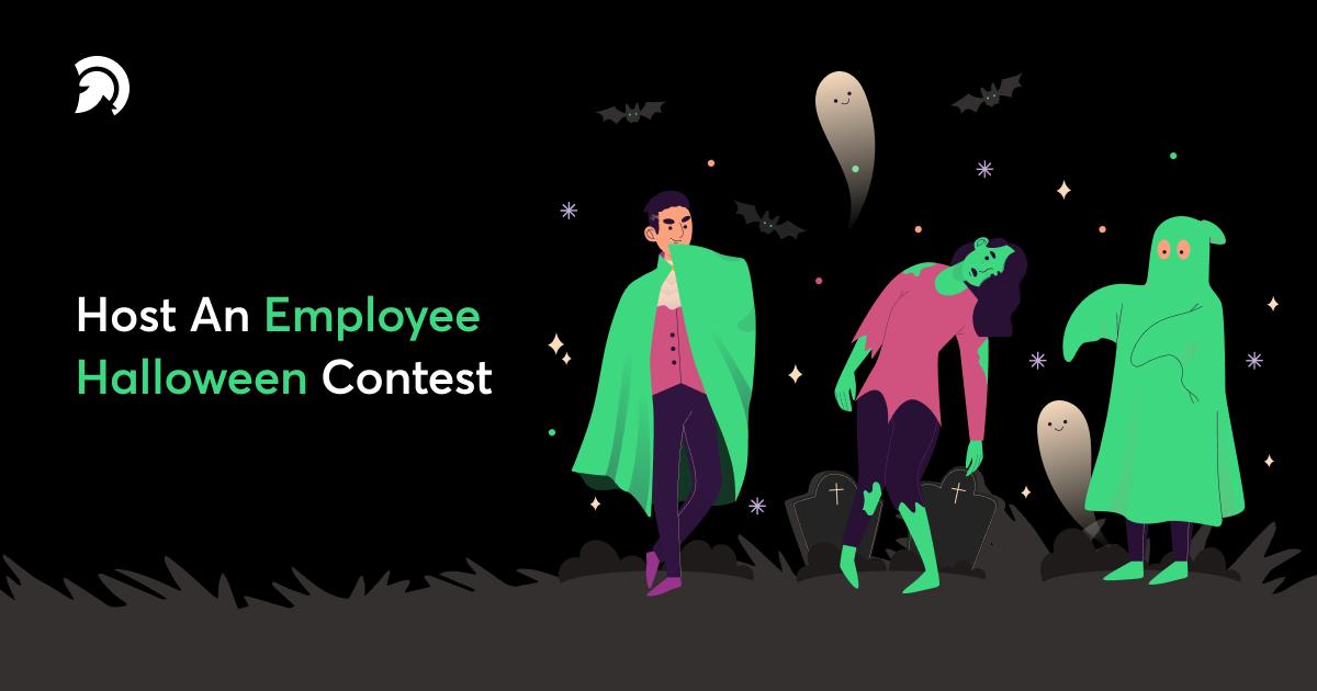 Host An Employee Halloween Contest