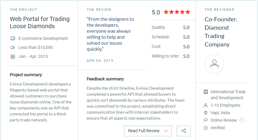 Review for Evince development