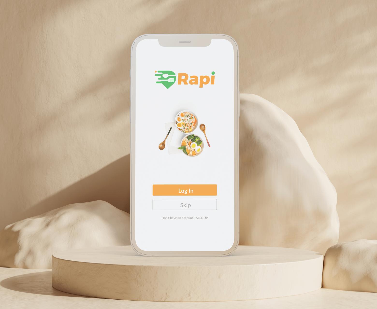Rapi App