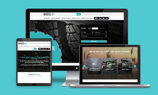 Wheel19 – The Tire Library