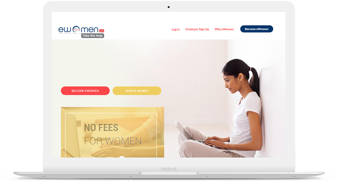eWomen – Freelance Jobs Online for Indian Women