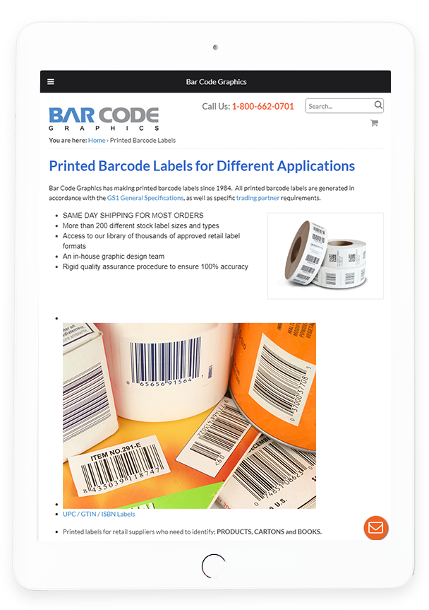 Barcode Graphics – Barcode Generation And Testing
