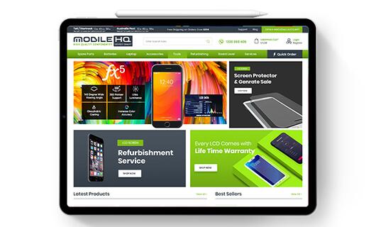 Mobile HQ
