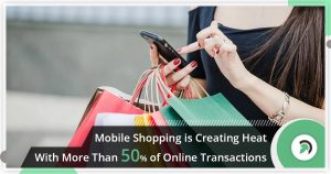 Mobile shopping transactions