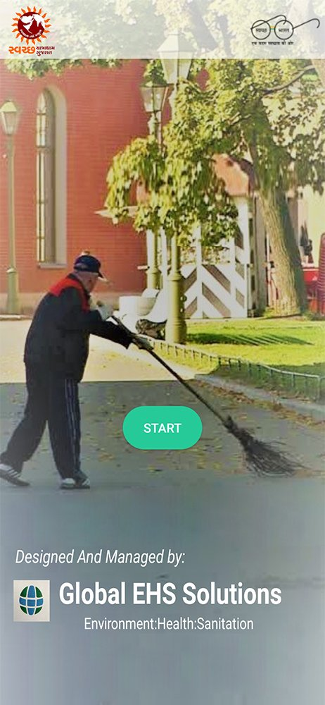 Global EHS – Cleaning App