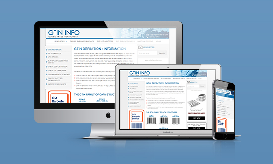 Gtin Definition : Information