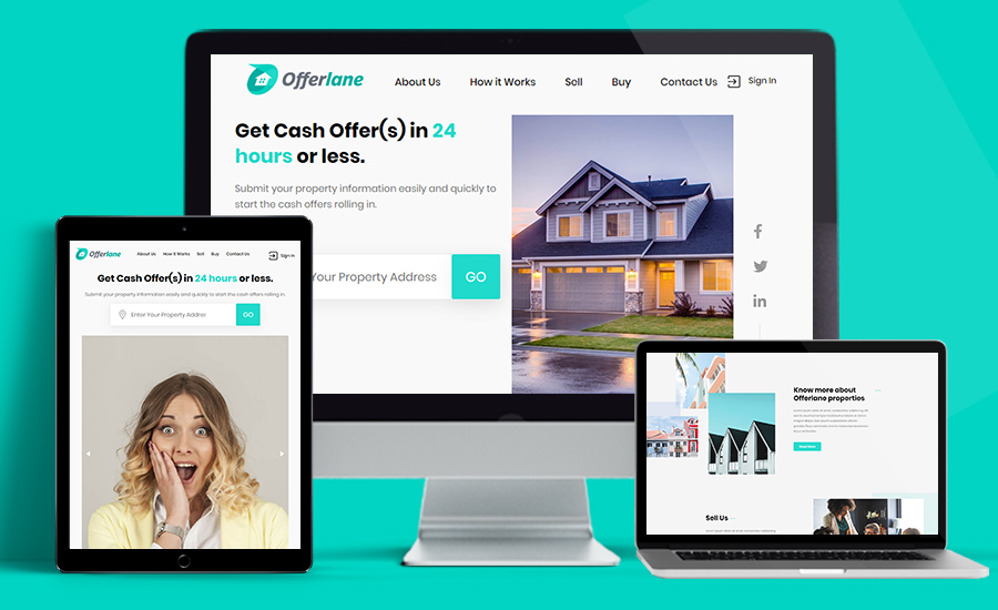 Offerlane – Sell Your Property in 24 Hours