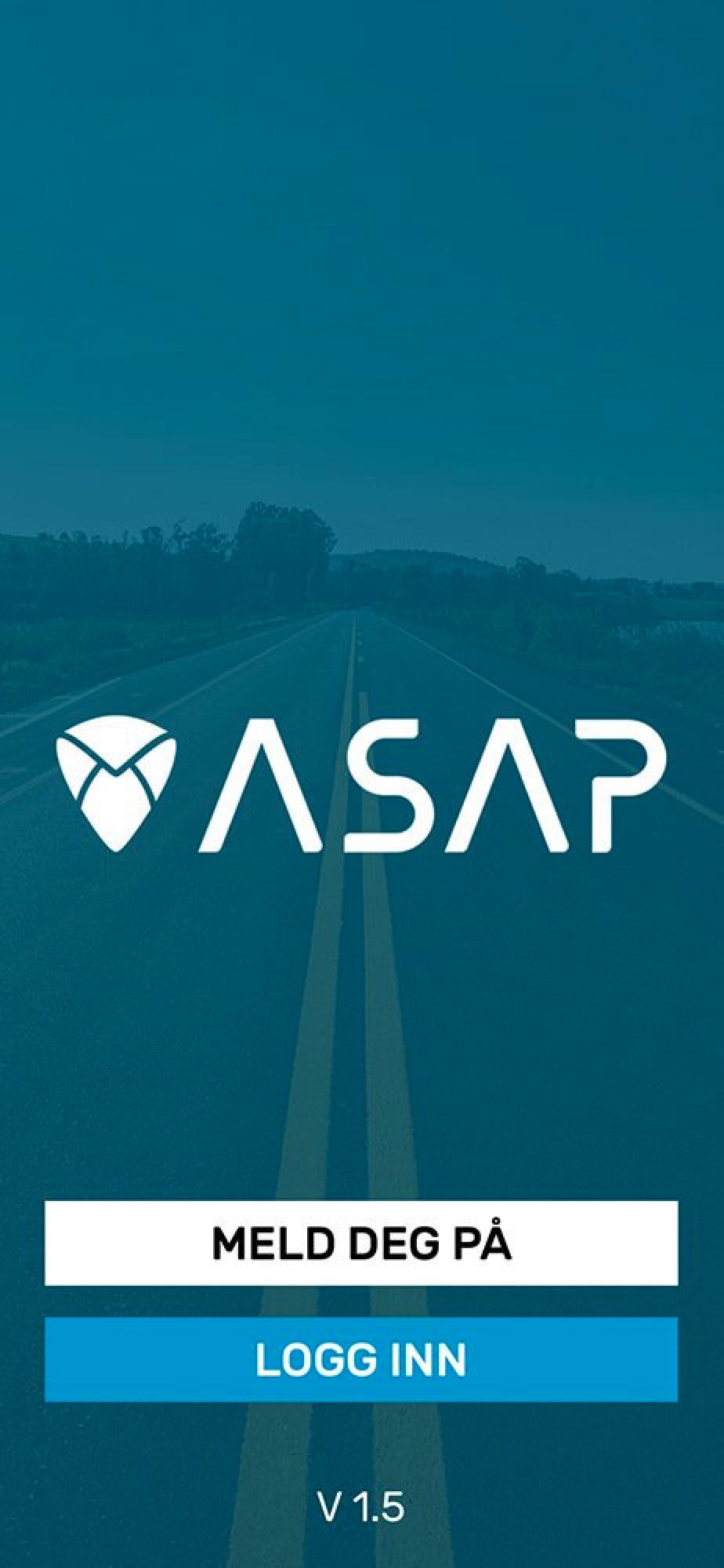 ASAP Customer & Driver app