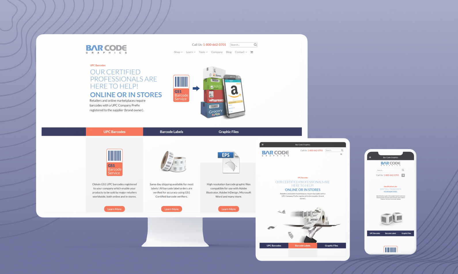 Barcode Portal