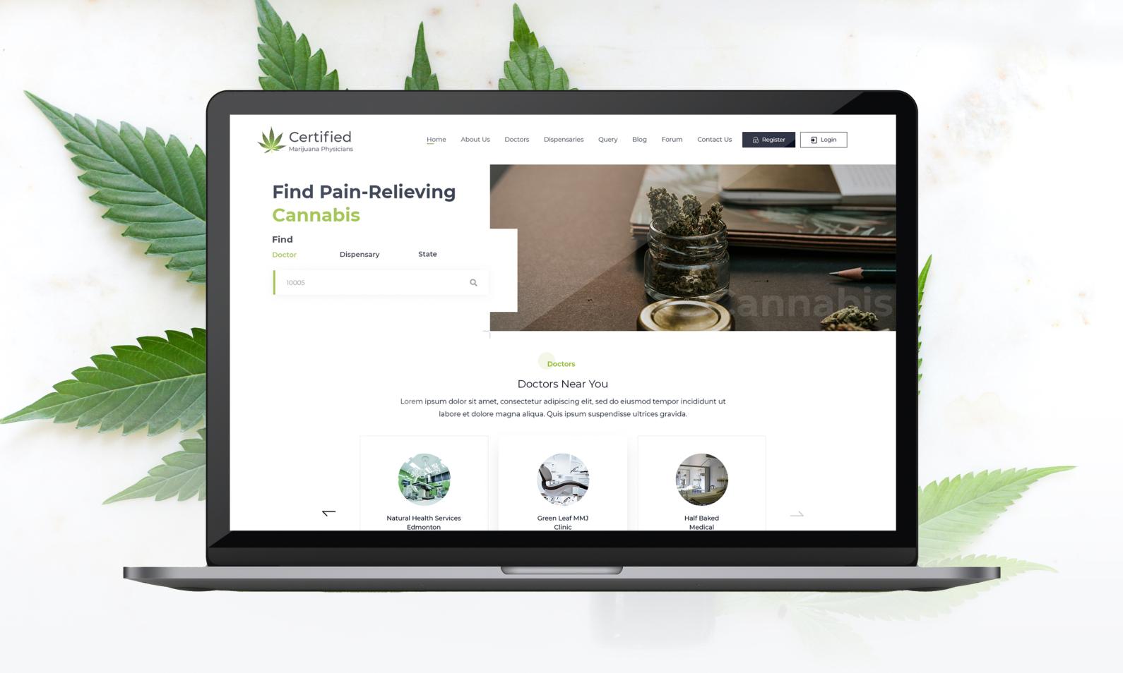 Certified Marijuana Physicians