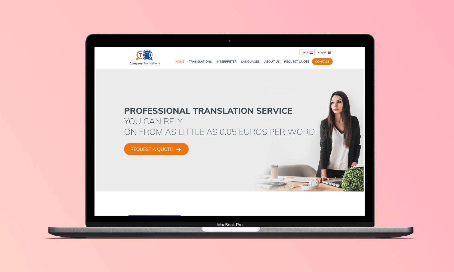 Company Translation