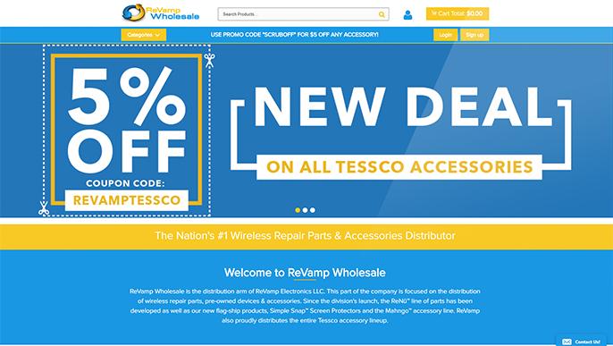 Revamp Wholesale