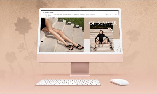 Solange Sandals